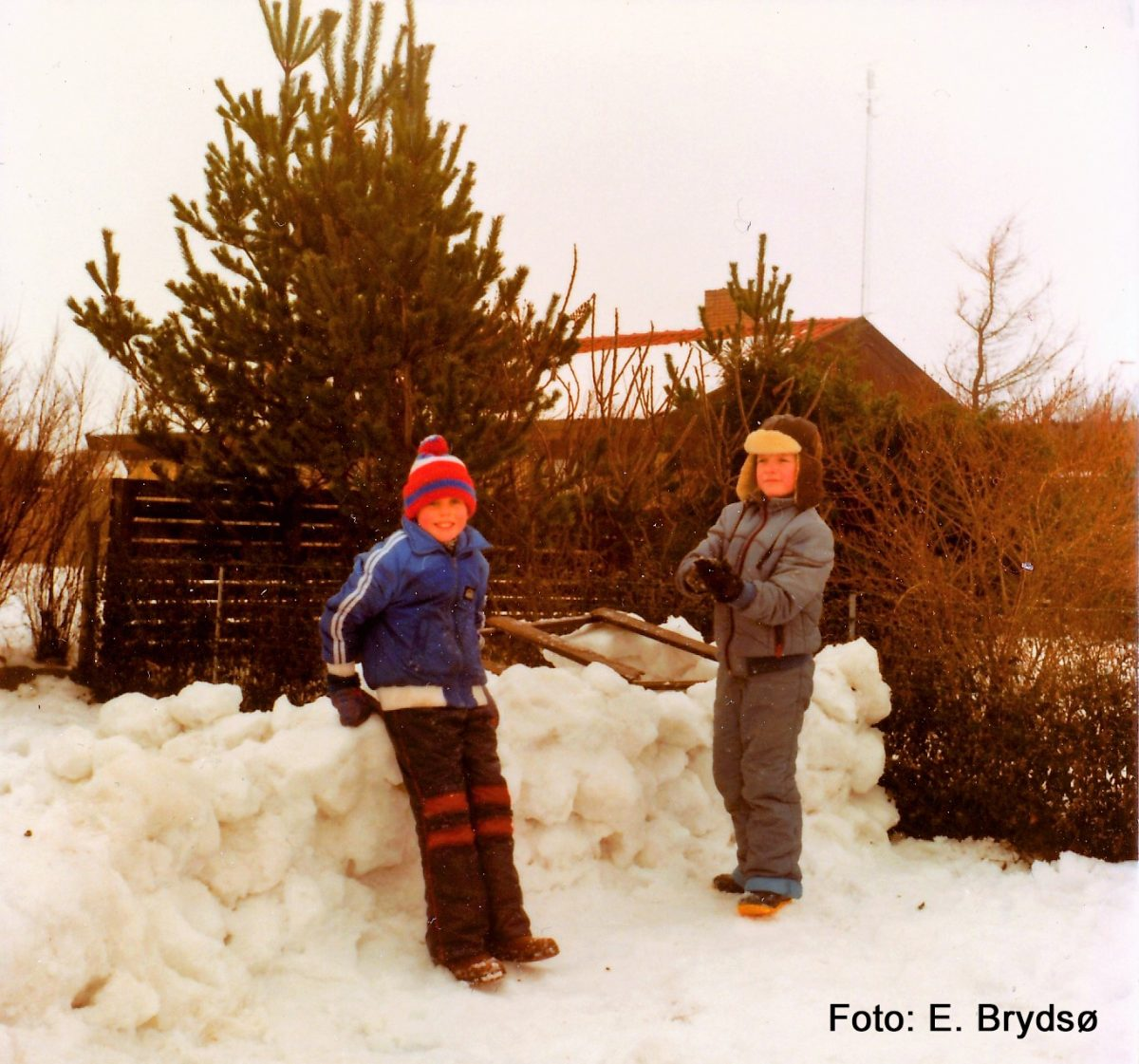 Januar 2020: Snestorm december 1981